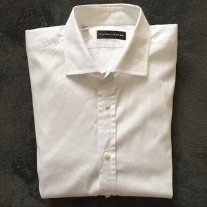 Ralph Lauren Black Label French Cuff Shirt Sz 16.5